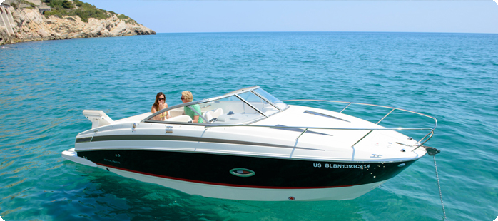 bayliner 742cuddy 2