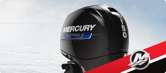 Mercury Seapro 150